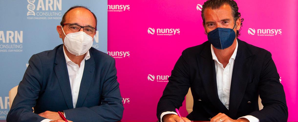 NUNSYS y ARN Consulting renuevan su acuerdo de colaboración en el Modelo Lean Digital