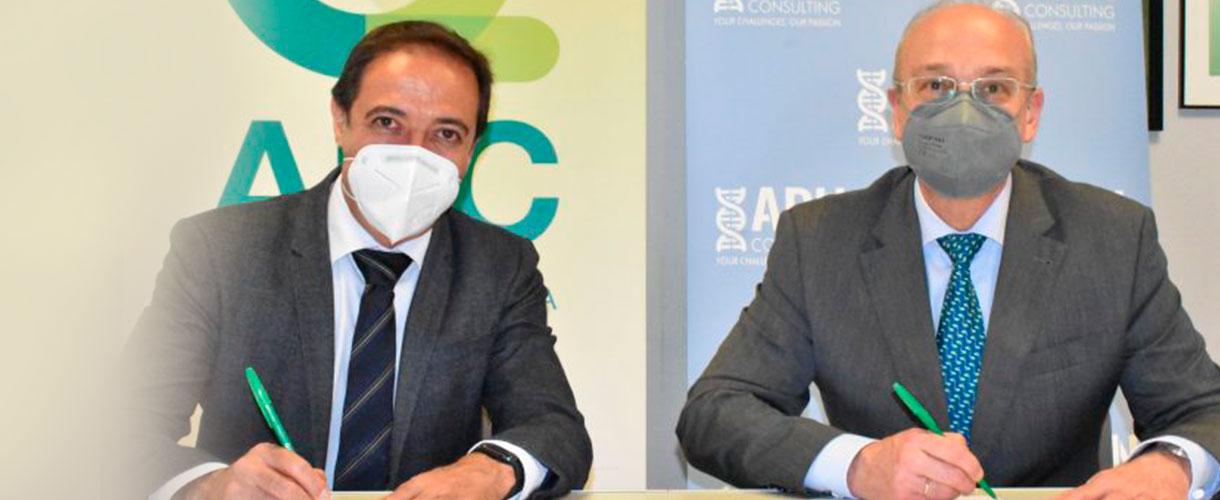 colaboracion ARN Consulting y AEC